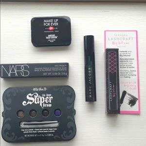 Sephora Samples Makeup Bundle